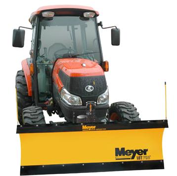 Meyer Tracteur Utilité